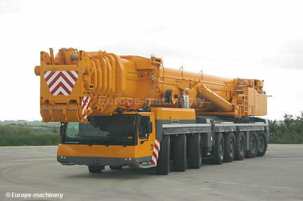 Autogru usate e nuove su machineryzone for Giostre usate